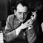 André Malraux french writer, politician and collector