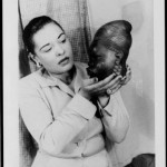 Billie Holiday american jazz singer