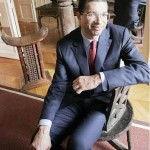 Lionel Zinsou french-beninois banker and collecto