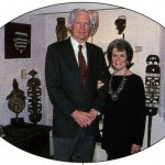 Robert and Nancy Nooter american collectors