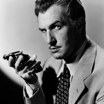 Vincent Price american actor and collector