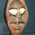 Masque (de case) - Komo ou Shi - RDC