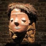 Masque de femme mbuya kilembe-lemba