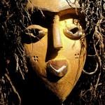 Masque de jeune femme kambanda 1