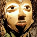 Masque de jeune femme kambanda