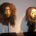 Masque de jeune femme kambanda 3