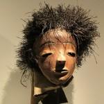 Masque de jeune fille kambanda