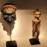 Masque mbuya tundu - Statue masculine
