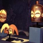 Masques - Bembe - R.D.C Kwele (2) -Congo