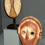 Masques - Mbole et Boa
