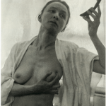 Alfred Stieglitz, Georgia O'Keeffe, 1918, épreuve sur papier préparé au paladium, 25,4 x 20,3 cm. Collection privée. Droits réservés.