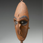 Mask, Madang Province, Ramu River Coast, Papua New Guinea