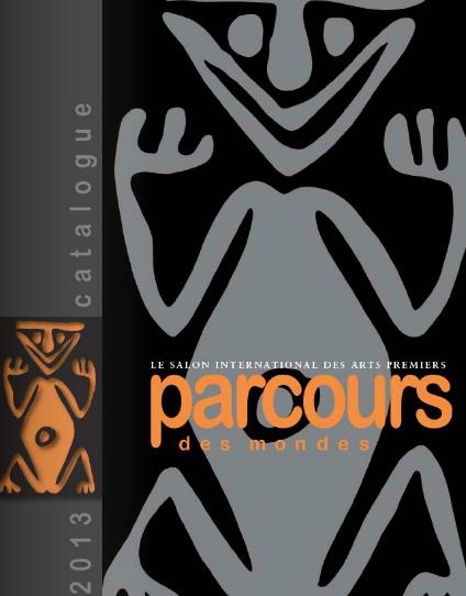 parcours des mondes catalogue en ligne parcours des mondes 2013 art premier. Black Bedroom Furniture Sets. Home Design Ideas