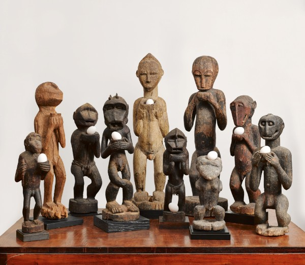Collection Privée de Singes Baule
