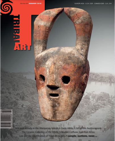 TRIBAL ART MAG 80 - ARTPREMIER.FR